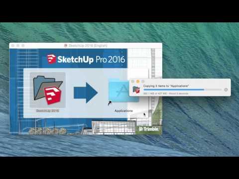 SketchUp Pro 2016 Crack + License Key Free Download