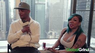 T.I. & Tiny Reveal How They Met, First Date, & Relationship Games