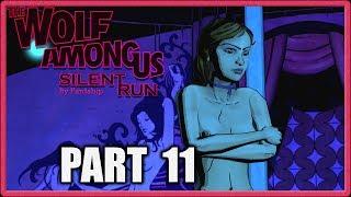 The Little Stripper - The Wolf Among Us Silent Run (Part 11)