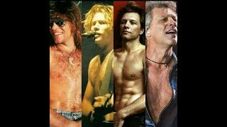 JON BON JOVI - SOME PEOPLE WAIT A LIFE TIME FOR A MOMENT LIKE THIS