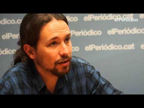 Versión íntegra de la entrevista con Pablo Iglesias