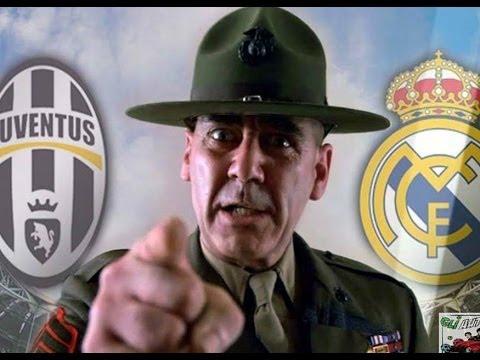FULL METAL CONTE - Juve Real Madrid