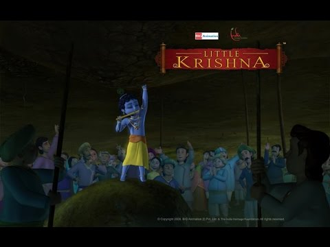 Little Krishna Tamil - Episode 2 The Terrible Storm