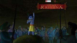 Little Krishna Tamil - Episode 2 The Terrible Storm