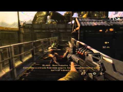 Resistance 2 - Dia de Jogo Novo (HeitorGames)