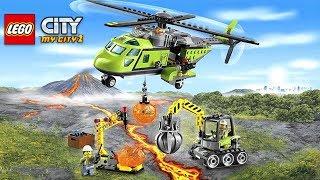 LEGO City My City 2 Mini Game Volcano Explorers Full Gameplay Walkthough