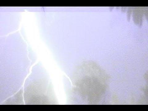 Scary Lightning
