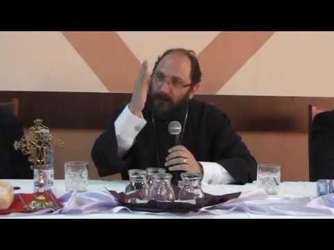 Pr. Constantin NECULA  - Conferință Gherla 30.03.2014