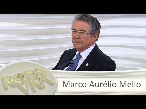 Roda Viva | Marco Aurélio Mello | 04/04/2016