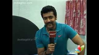 Surya On Singam 2 | Latest Tamil Movie | Suriya - Anushka - Hansika - Santhanam