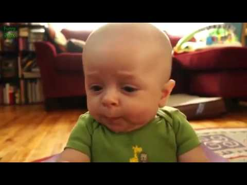 Top 10 Very Funny Baby Videos 2017