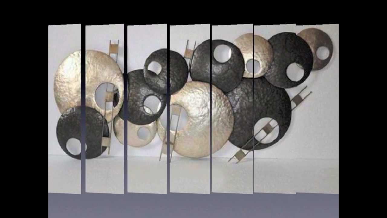 Cuadros y decoraci n de metal youtube - Cuadros de decoracion ...