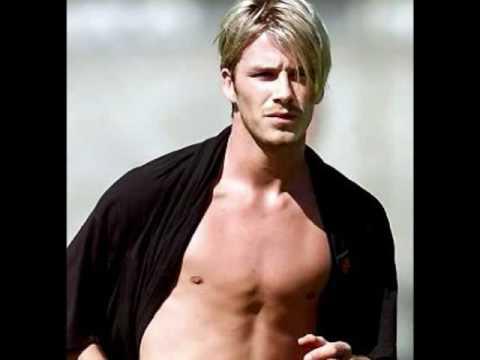 David Beckham -  Naked!!!