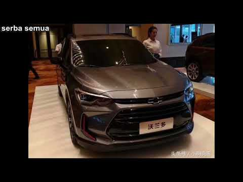 2019 CHEVROLET ORLANDO - first clear images in China