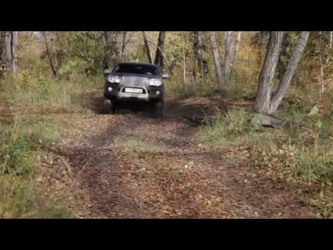 Toyota Tacoma, тест-драйв