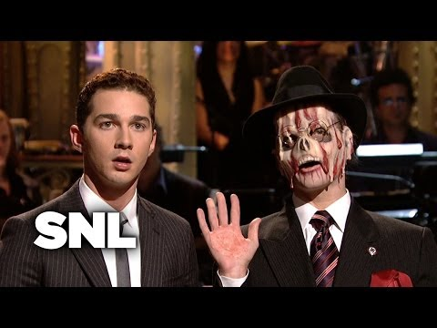 Shia LaBeouf Monologue - Saturday Night Live