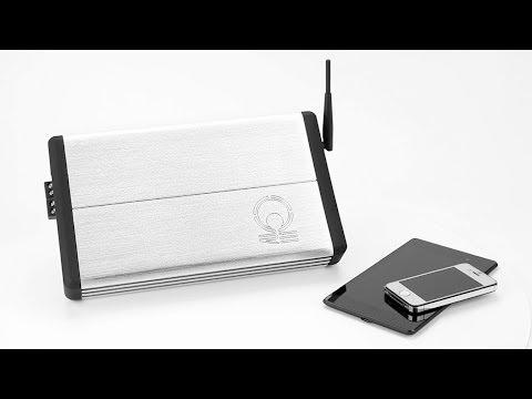 RE Audio BT900.4 Bluetooth 4-Channel Amplifier