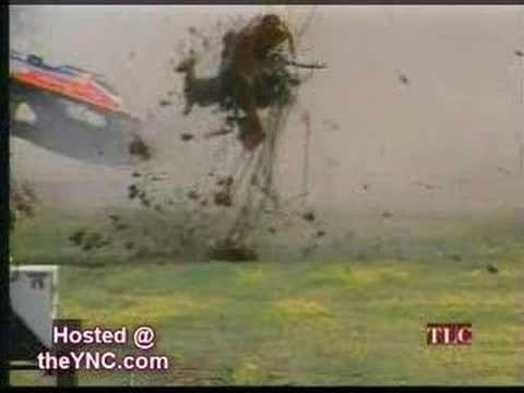 Worst Race Car Crash In History