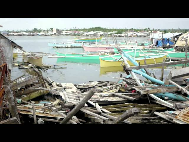 Guiuan;Rebuilding on Four Pillars