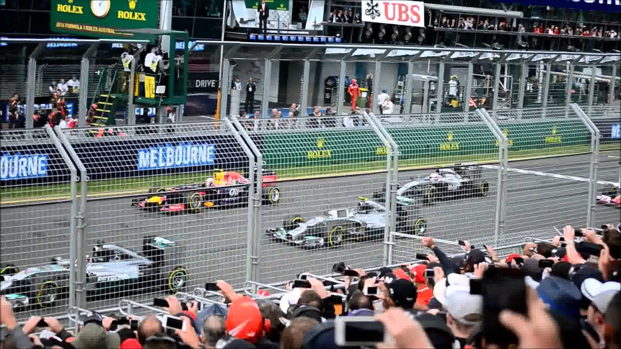 Australia 2014 f1 f1 2014 Australian Grand Prix