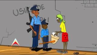 A3 Kenya Animation Challenge (BUSTED!) Special Mention - Alex Kirui (Kenya)