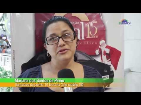 """""""Natal 15 anos Shopping Benfica"""": 3ª entrega de prêmios"""