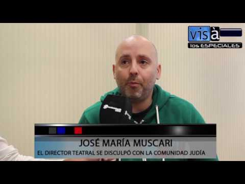 José María Muscari se disculpó con la comunidad judía: Fue una estupidez