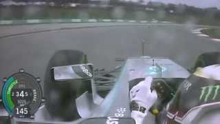 F1 2015  Malaysia  Lewis Hamilton Onboard Pole Position Lap