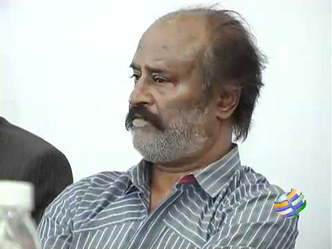 Rajini is not performing for 'Kolaveri di' song