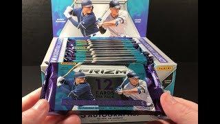 2019 Panini Prizm Baseball Hobby Box Break #3