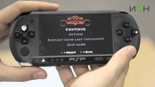 Sony PlayStation Portable E1008