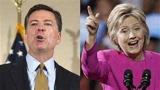 Clinton vs. Comey: A 'He Said/She Said' on Emails
