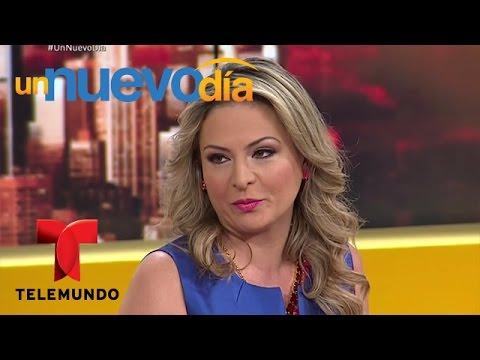 Mercedes Bolto habló sobre su personaje en Bajo el Mismo Cielo   Un Nuevo Día   Telemundo