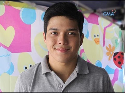 Not Seen On TV: Elmo Magalona says thank you