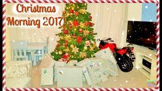 Christmas Morning 2017!