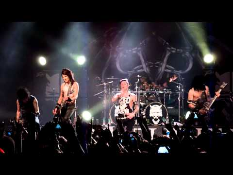 Black Veil Brides - In The End [hd] Live video