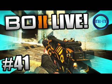 """WELCOME TO MY TRAP!"" - BO2 LIVE w/ Ali-A #41 - (Call of Duty: Black Ops 2 Gameplay)"