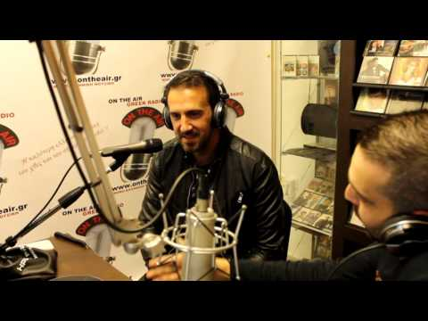 Kanellos Interview 2015 - On The Air | Greek Radio