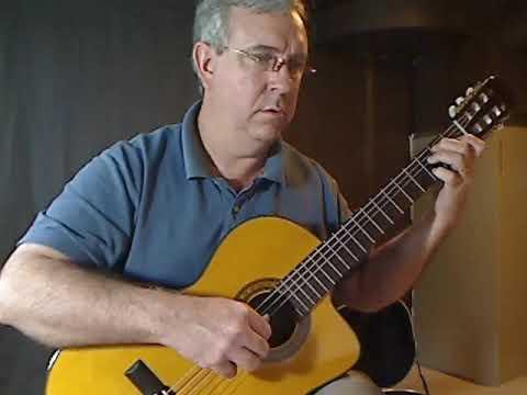 Fernando Sor Op. 35, No. 13. Segovia Study 2