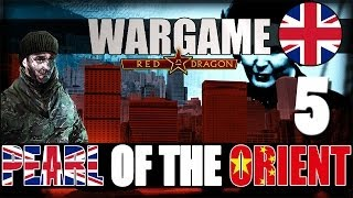 Wargame: Red Dragon -Campaign- Pearl of the Orient: 5