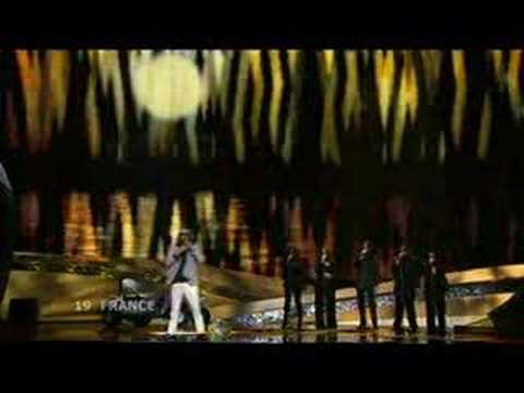 Eurovision 2008 Final - France - Sbastien Tellier - Divine