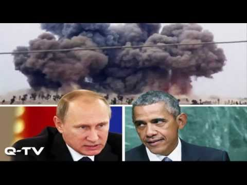U.S  Russia Clash In Syria The Beginning of World War 3