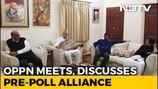 Rahul Gandhi, Mamata Banerjee, Arvind Kejriwal Talk Pre-Poll Alliance