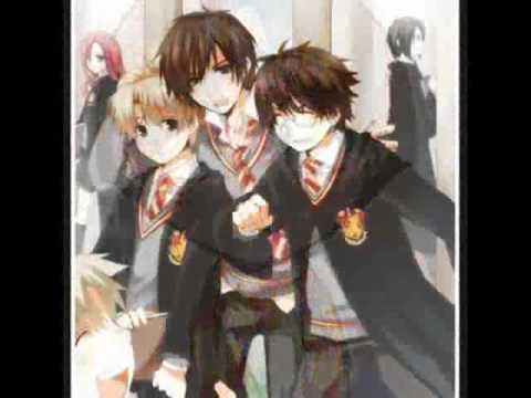 Harry Potter Anime Style! Video