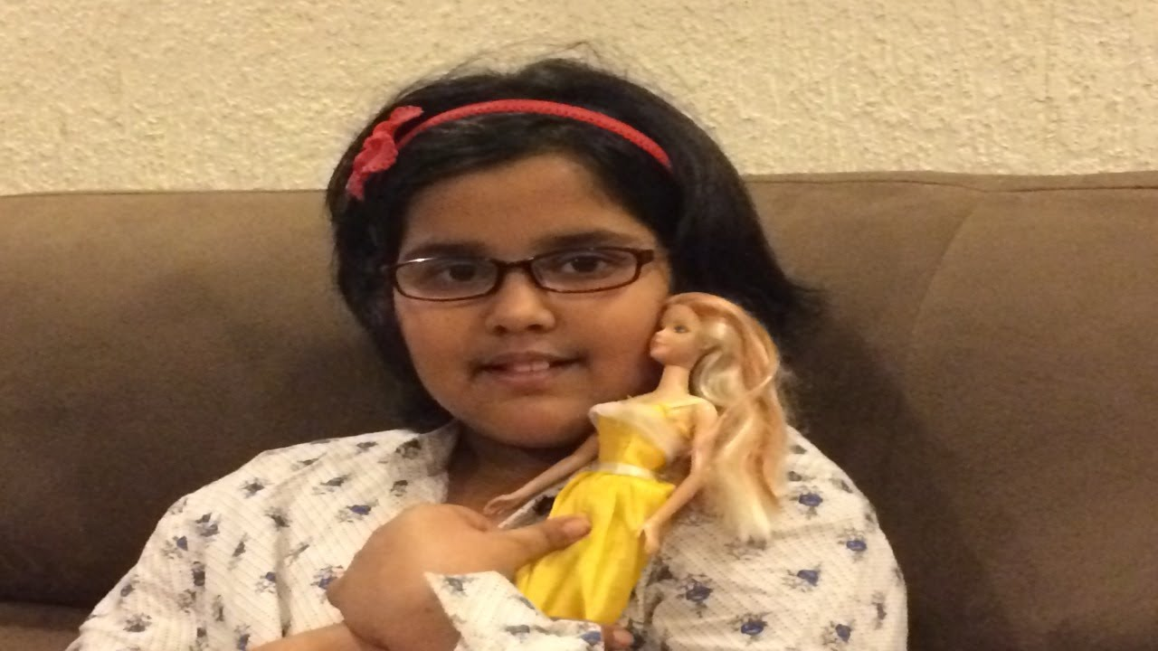 Barbie India India Vlog 10 i am a Barbie