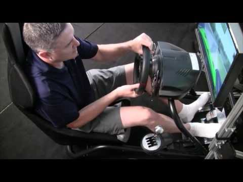 CSL Seat by Fanatec review by Inside Sim Racing