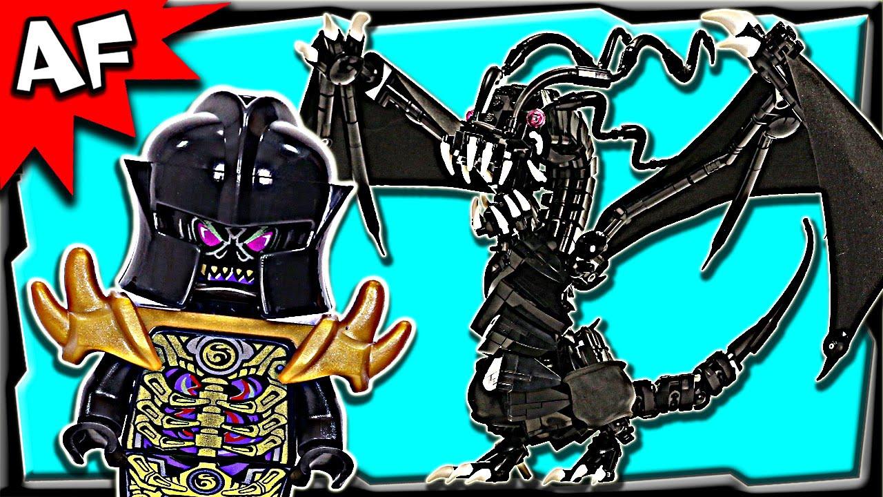 Lego Ninjago Overlord Dragon Set Custom Overlord Dragon Lego