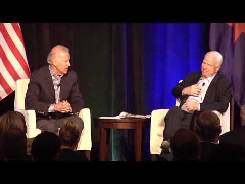Joe Biden & John McCain Sedona Summit - Full Version