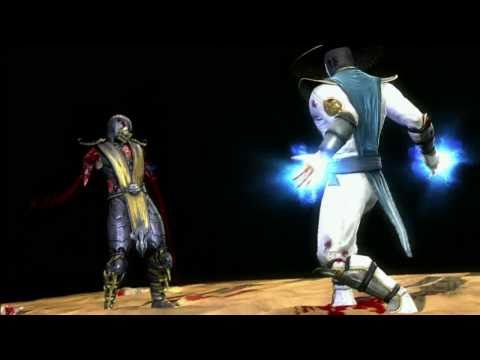 Mortal Kombat: Raiden Fatalities