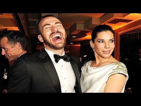 Is Sandra Bullock Dating Chris Evans?